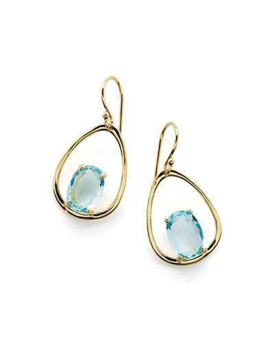 Y37X4 Ippolita 18K Rock Candy Wire Earrings