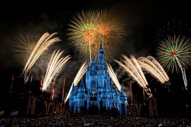 Happy New Years 2012 Disney New Year Disney Photography New Year Fireworks