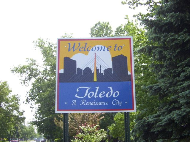 d38ddcc5ff87 Welcome To Toledo - the town of my youth.