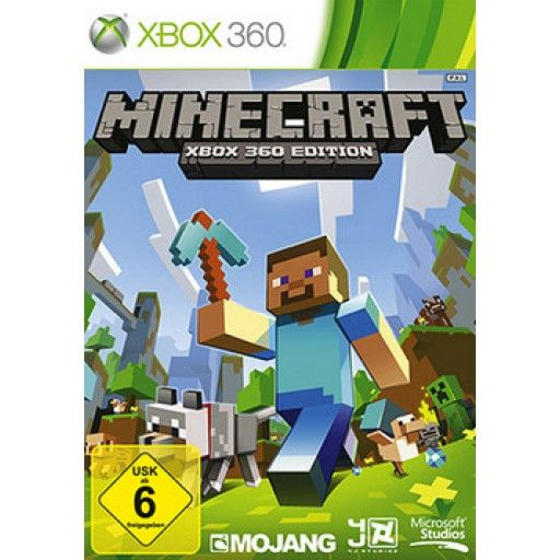 Minecraft XBox In Strategiespiele FSK Spiele Und Games In - Minecraft spielen video