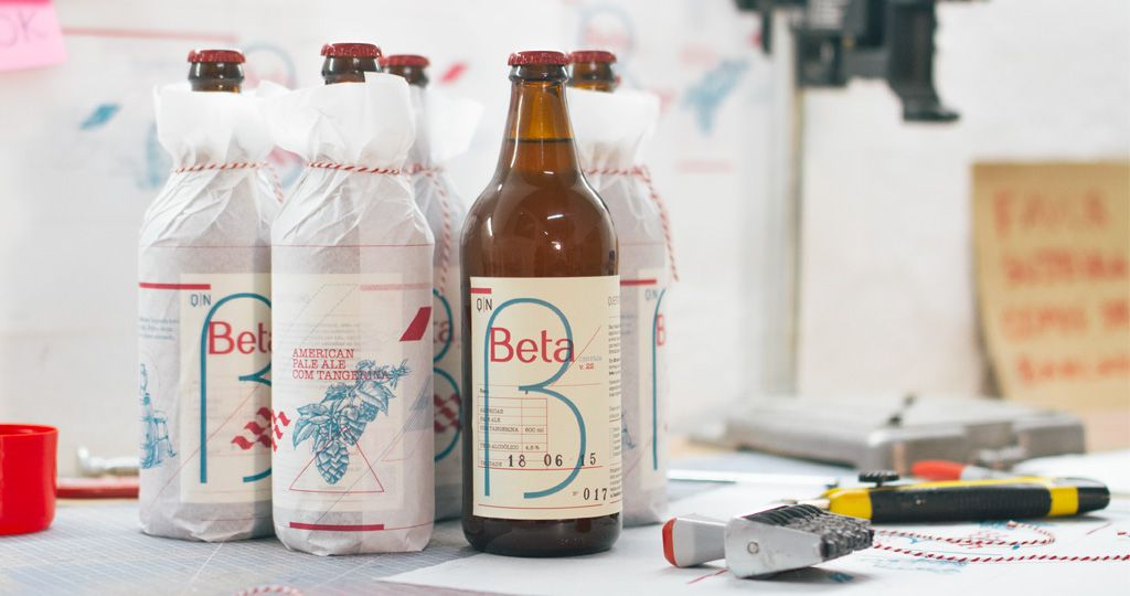 Cerveja Beta