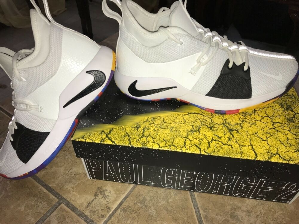 online store 51663 9d0ad NIKE PG 2 NCAA Basketball Shoe size 9 multi-color #fashion ...