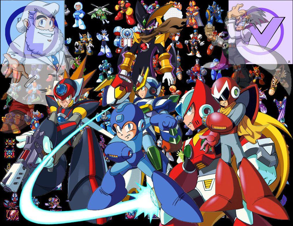 Megaman Bass Wallpaper Full Hd Wallpaper Full Hd Cool Wallpaper