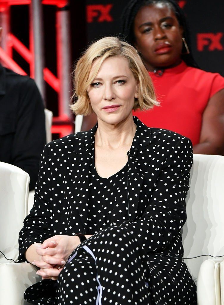 𝑐𝑎𝑚𝑖𝑙𝑒 on in 2020 Cate blanchett, Suits for women, Press