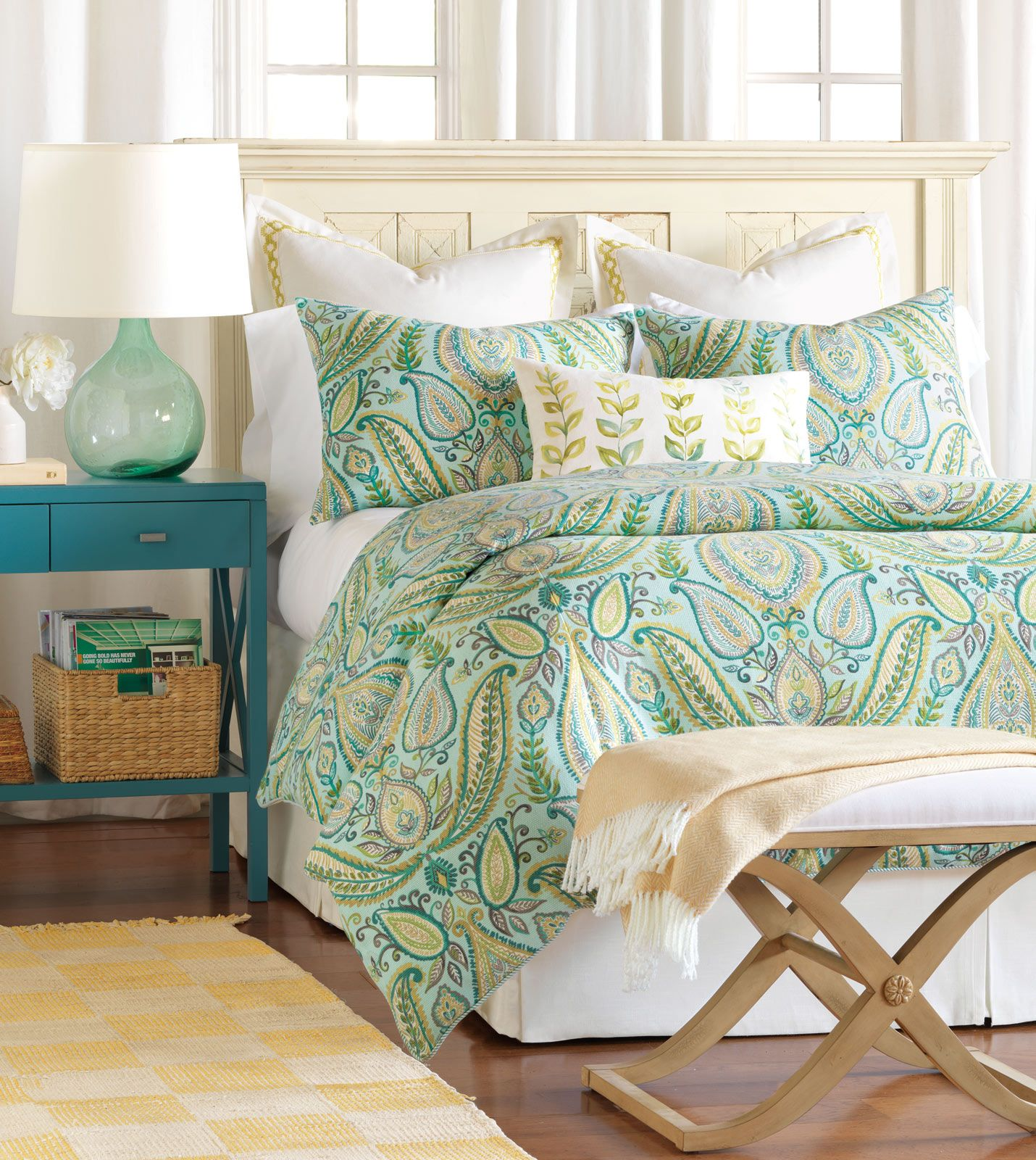 Niche Luxury Bedding By Eastern Accents