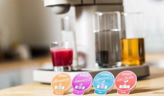 PSA: There Is A Keurig For Cocktails And I Wish I Thought Of It