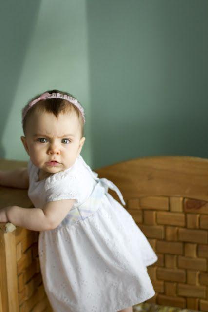 Cecelia at 9 Months