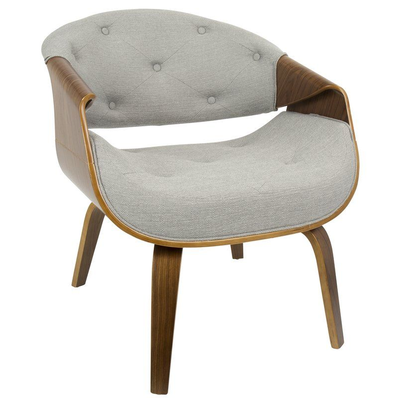 Auburn Barrel Chair Tufted Accent Chair Tufted Dining