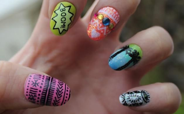 Boom Nails x Nail Rock for Urban Outfitters
