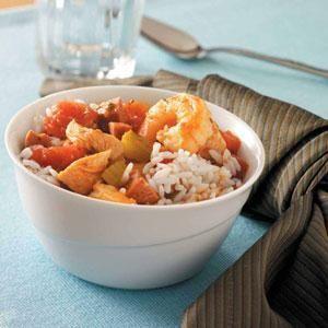 Photo of Slow-Cooked Hearty Jambalaya