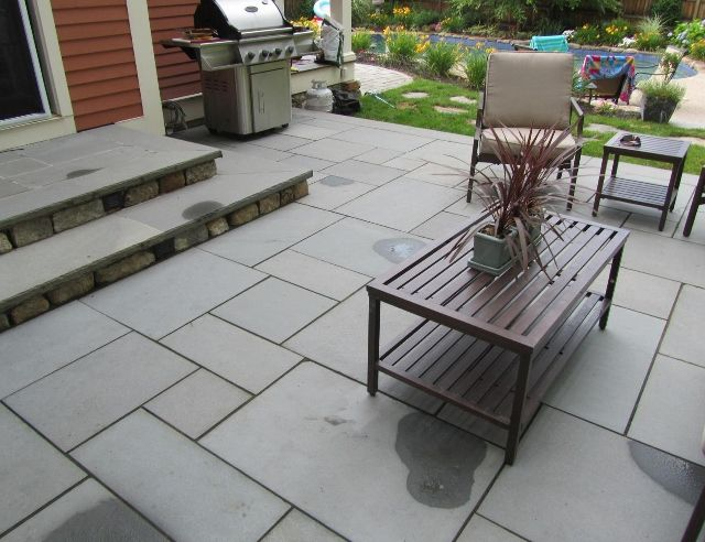 How To Clean A Blue Stone Patio Stain Solver Homeowning In 2018