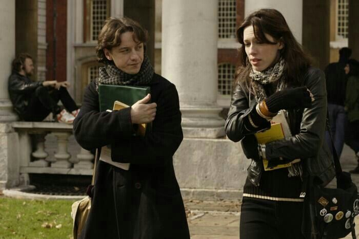 James McAvoy & Rebecca Hall- Starter for Ten films set in school