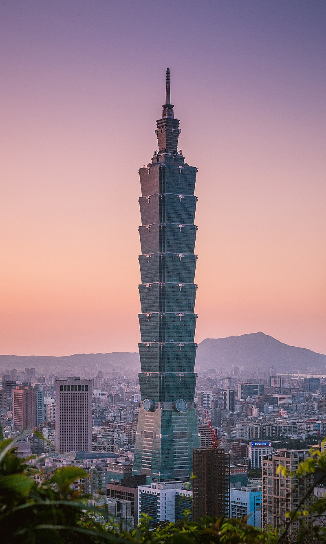 Sun Down 250260941 Taipei 101 Wikipedia Taipei Taipei 101 Tower