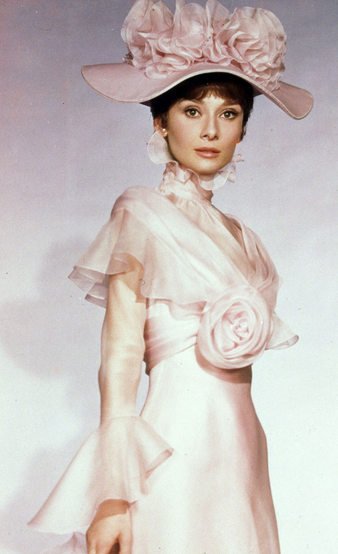Eliza Doolittle (Audrey Hepburn) 'My Fair Lady' 1964 ...