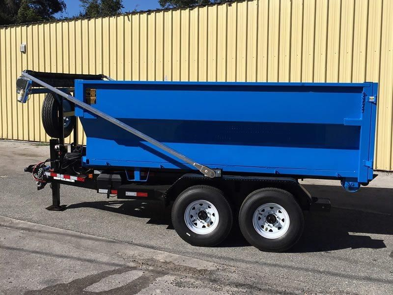 Roll Off Package for Sale UDump Roll Off Trailer and 5