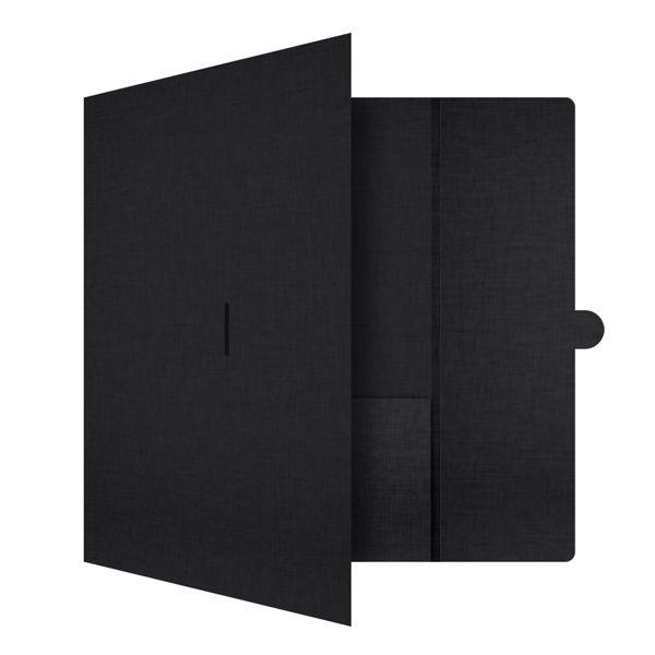 Folder Design Foil Stamped Pocket Folders for K Bell Socks  Branding  Packaging  Pinterest