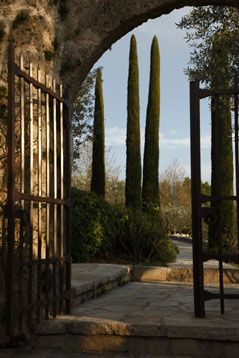 La Bastide de Moustiers in Provence. Magical memories.