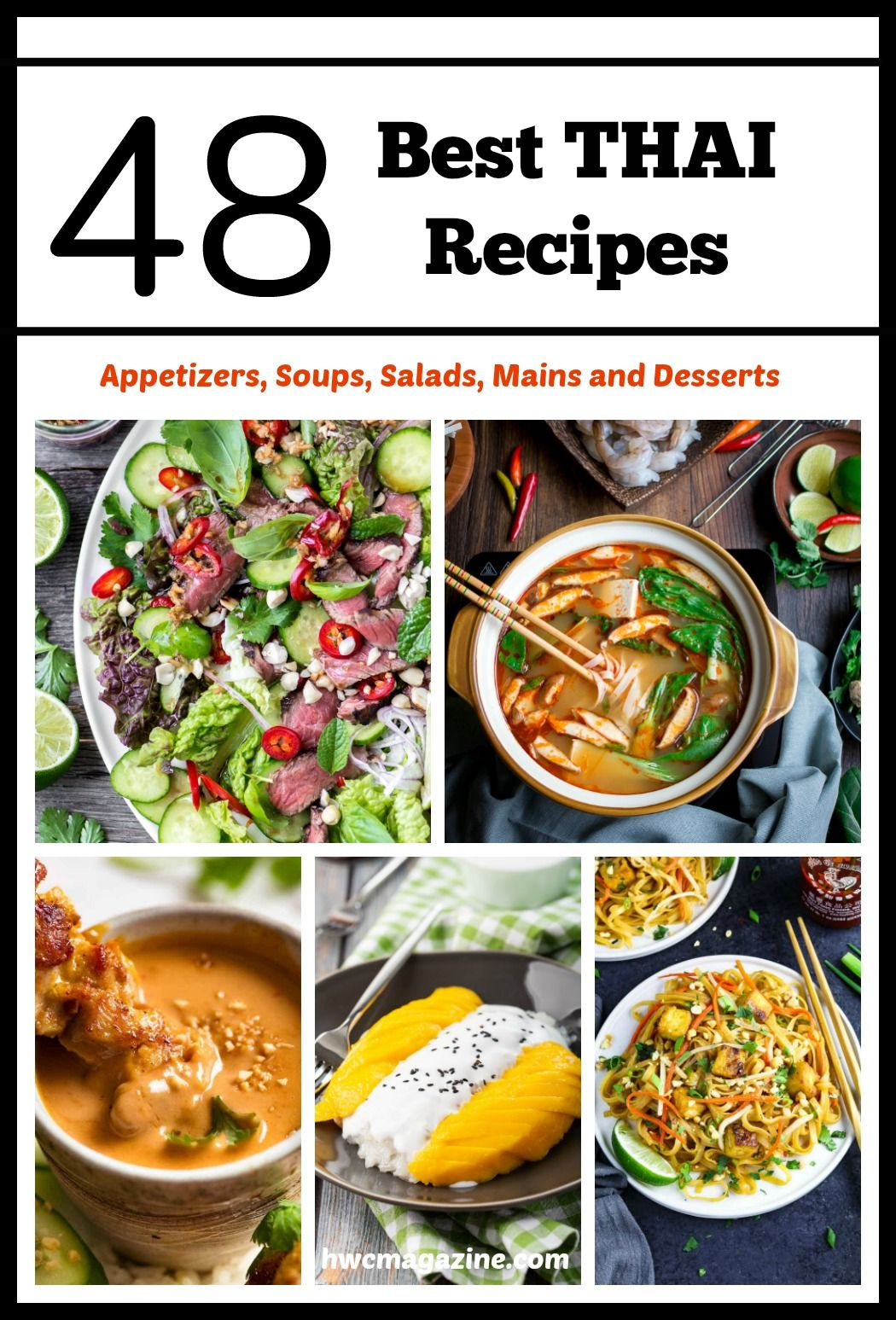 48 Best Thai Recipes Healthy Thai Recipes Thai Appetizer Cuisine Recipes