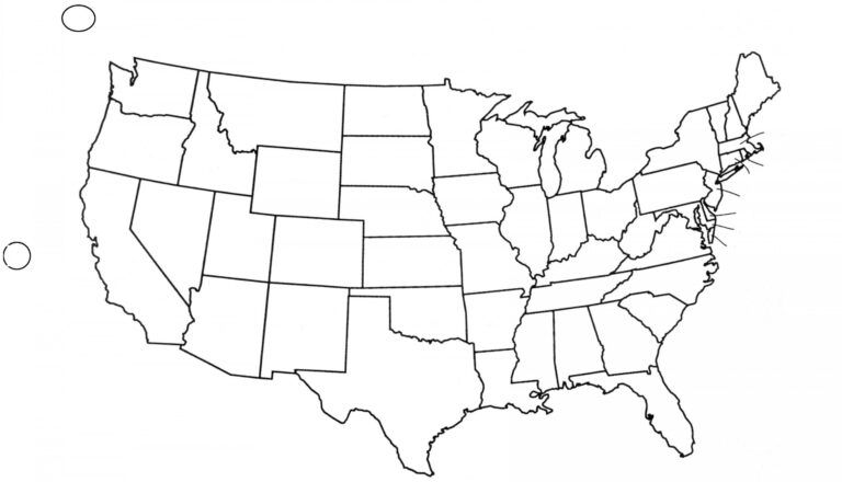 united states map outline black and white United States Map Vector Silhouette Save Us Map Outline With