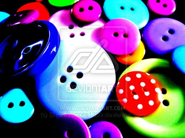 Buttons by Elven-Vampire1309.deviantart.com on @deviantART