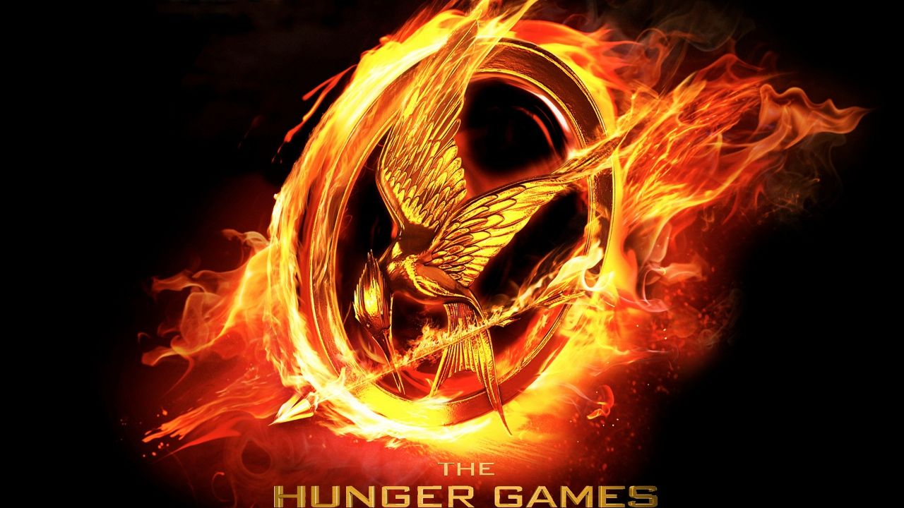 Moving Fire Hunger Pin Games Mockingjay