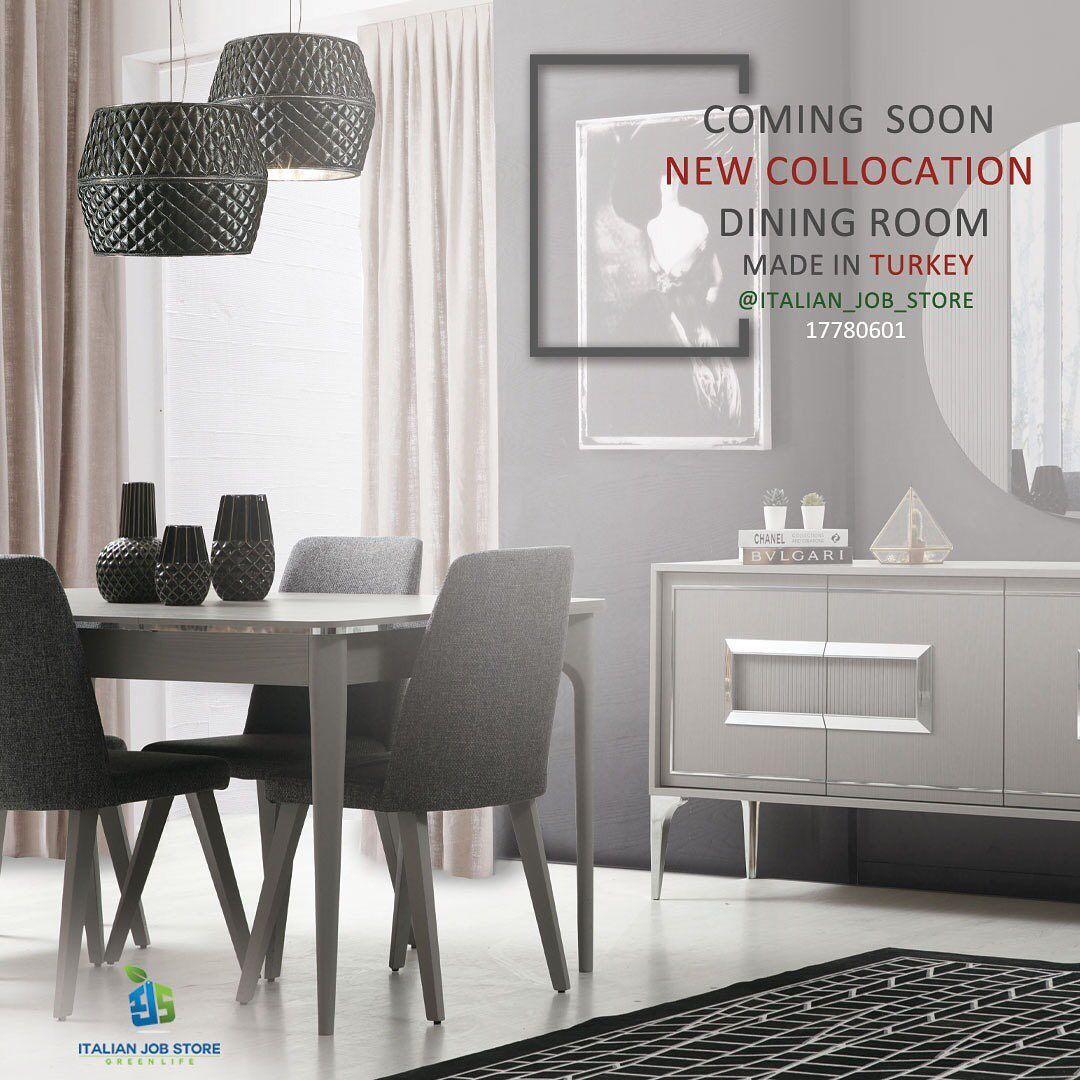 Coming Soon New Collocation 2020 قريبا بضاعة جديدة اخترنا لكم احدث موديلات طاولات طعام صنع في تركيا Tel Home Decor Decals Home Decor Decor