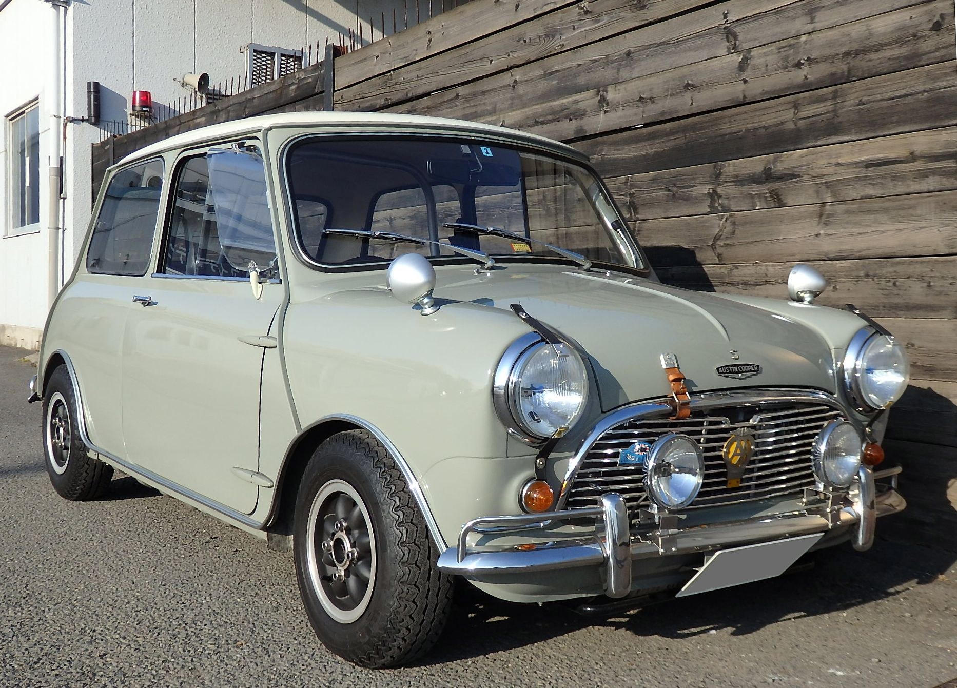 STOCK CAR|英国車・ミニ専門店 タートルトレーディング TURTLE TRADING ...