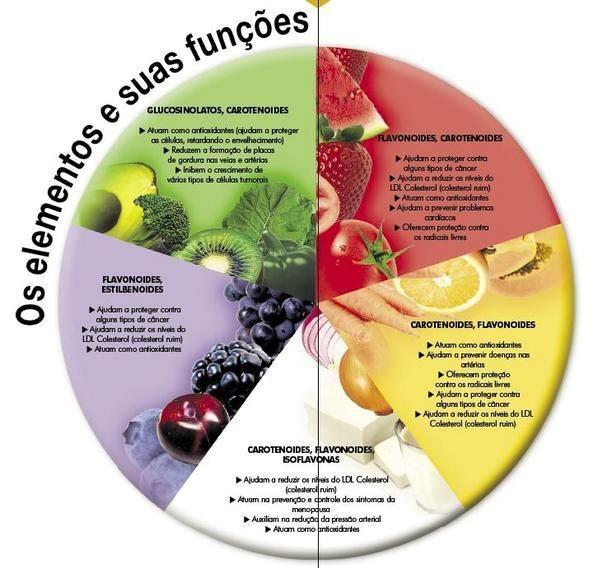 Alimentos Fitoquimico Alimentos