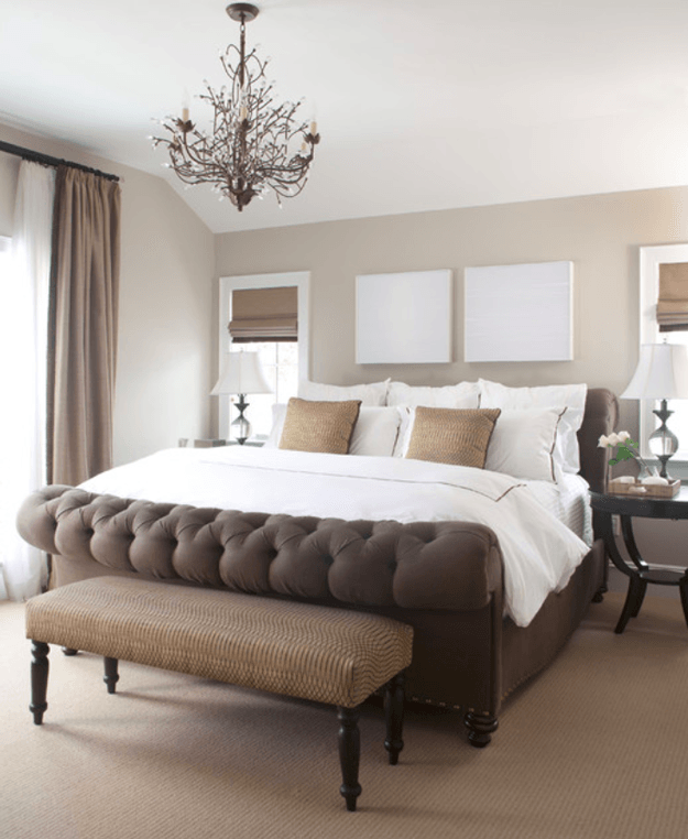 Warm Master Bedroom pantone warm taupe | taupe bedroom, pantone and taupe