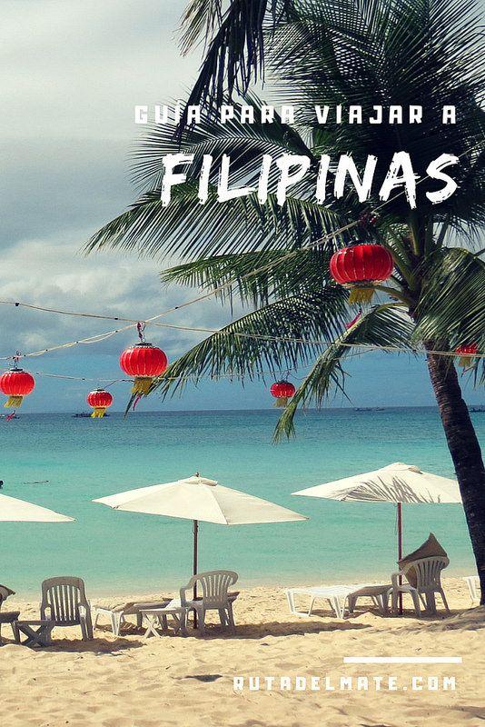 Guía para viajar a Filipinas: itinerario, consejos y curiosidades