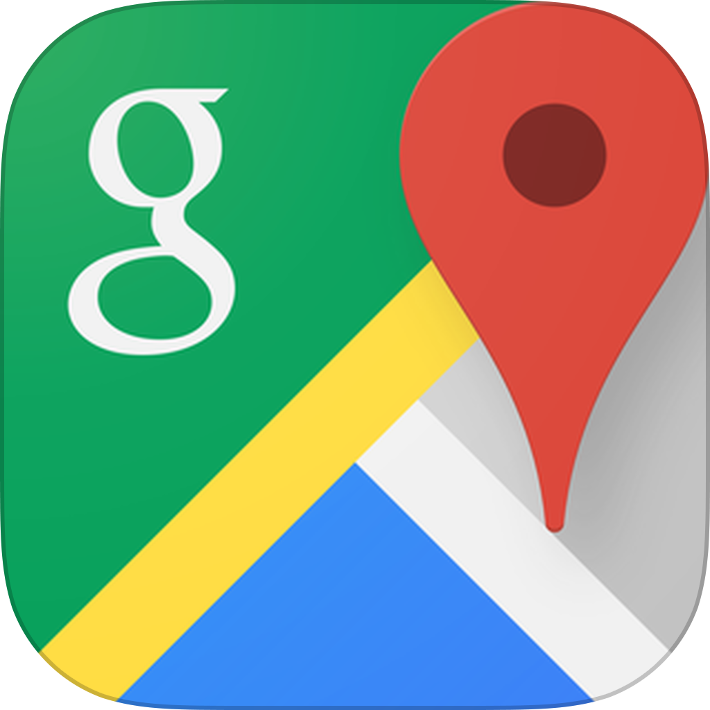 Google Maps App for iOS Updated With Weather Information, Restaurant Search  Filters, More - http://iClarified.com/465… | Google maps app, Google app  store, Map logo