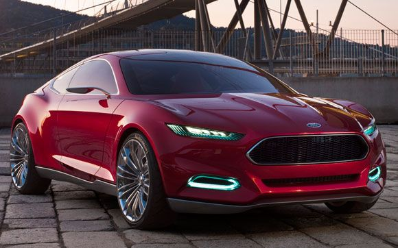2015 Ford Mustang EVOS concept .. I really like THIS concept   ..http://mustangs.about.com/b/2012/04/24/the-2015-ford-mustang-retro-throwback-or-cutting-edge-ride.htm