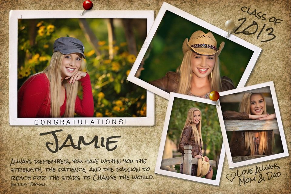 high school senior yearbook ad ideas | samples ad to reserve your ...