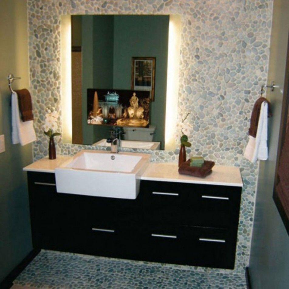Bathroom Pretty And Entertainment Aspect Artistic Bathroom Design With Marble Effect Al Badezimmer Innenausstattung Badezimmereinrichtung Badezimmer Design