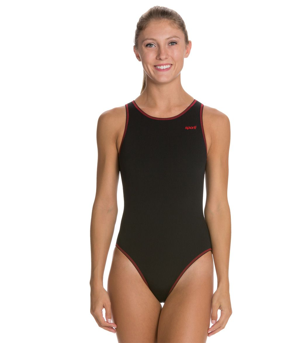 Sporti Women S Water Polo Suit Http Www Swimoutlet Com Productdetails Asp Click 4092977 Productcode 32127 Co Water Polo Suits Women S Water Polo One Piece