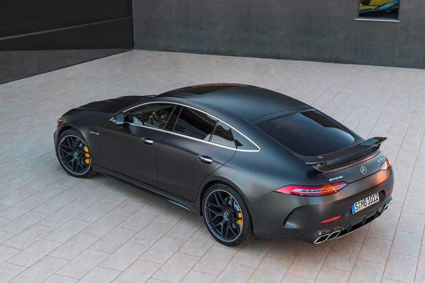 2019 Mercedes Amg Gt 63 Review Trims Specs And Price Carbuzz