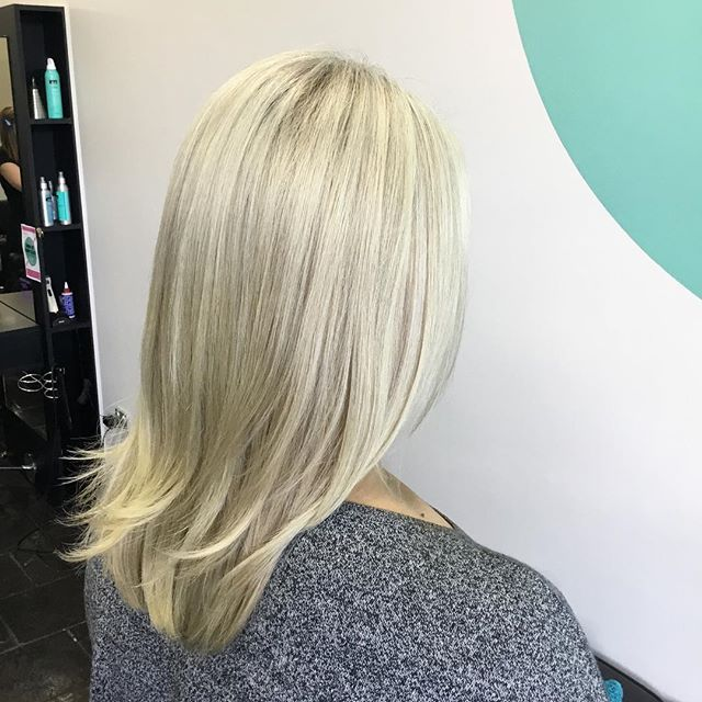 Crisp Blonde Hairworkstudiowarragul Hairworkswarragul Warragul Hairdresser Hair Salon Hairworks Forthefamily Schwa Hair Long Hair Styles Hair Color