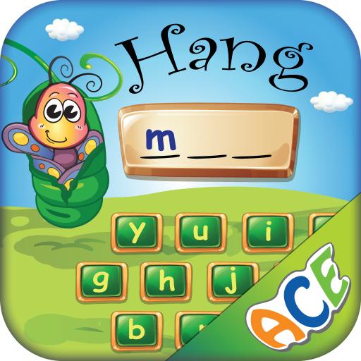 nice Spelling Bug Hangman Word games for kids, Spelling