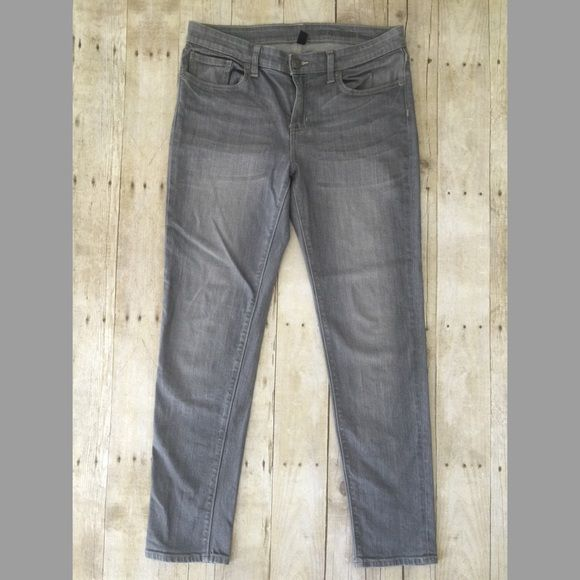 Gap Outlet Gray Premium Super Skinny Gap Outlet Gray Premium Super Skinny EUC GAP Jeans Skinny