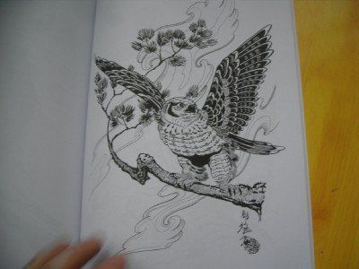 Japanese Hawk Tattoo Japanese Tattoo Designs Japanese Tattoo Tattoo Designs