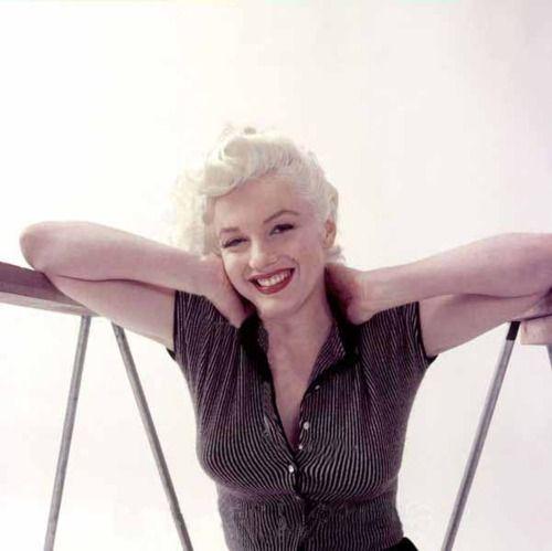 Marilyn Monroe by Milton Greene ~ 1955