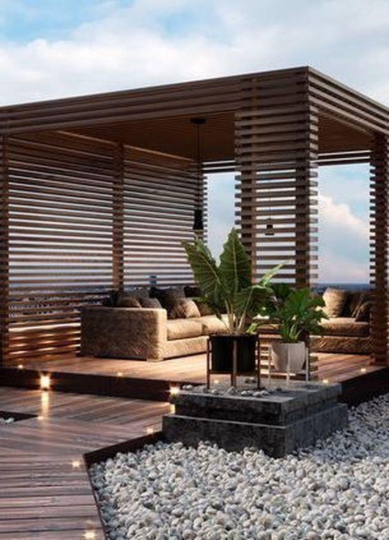 30 modern patio design ideas that are
