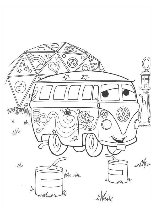 free disney cars coloring pages kadens birthday pinterest cars free and vw - Free Disney Cars Coloring Pages To Print