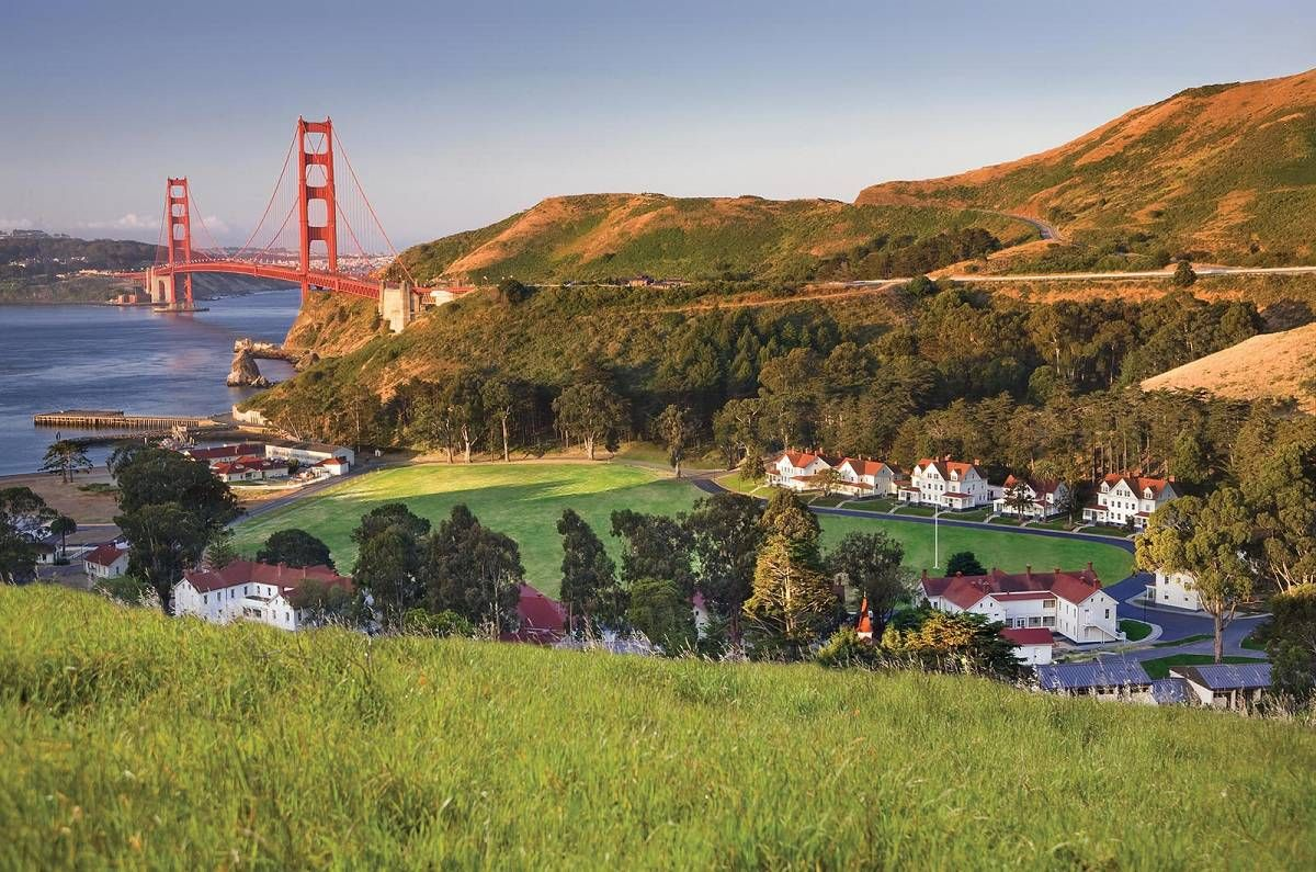 San Francisco Luxury Resorts Cavallo Point Sausalito Hotels In California Staycation