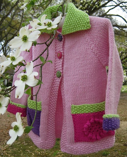 Ravelry: Project Gallery for Flora pattern by Kate Blackburn....free ...