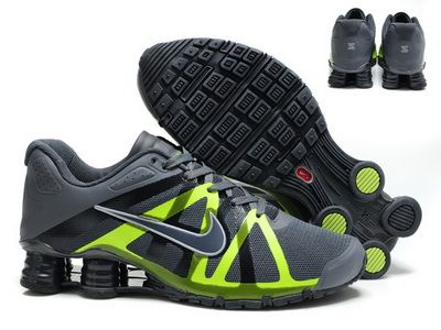 Discount Sale For Sale Cheap To Buy Nike Shox Roadster 12 Mens Shoes Grey Yellow In the UK online