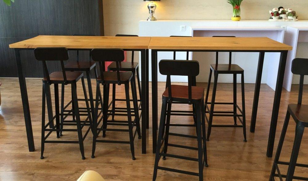 Aliexpresscom  Buy American Iron loft high bar tables
