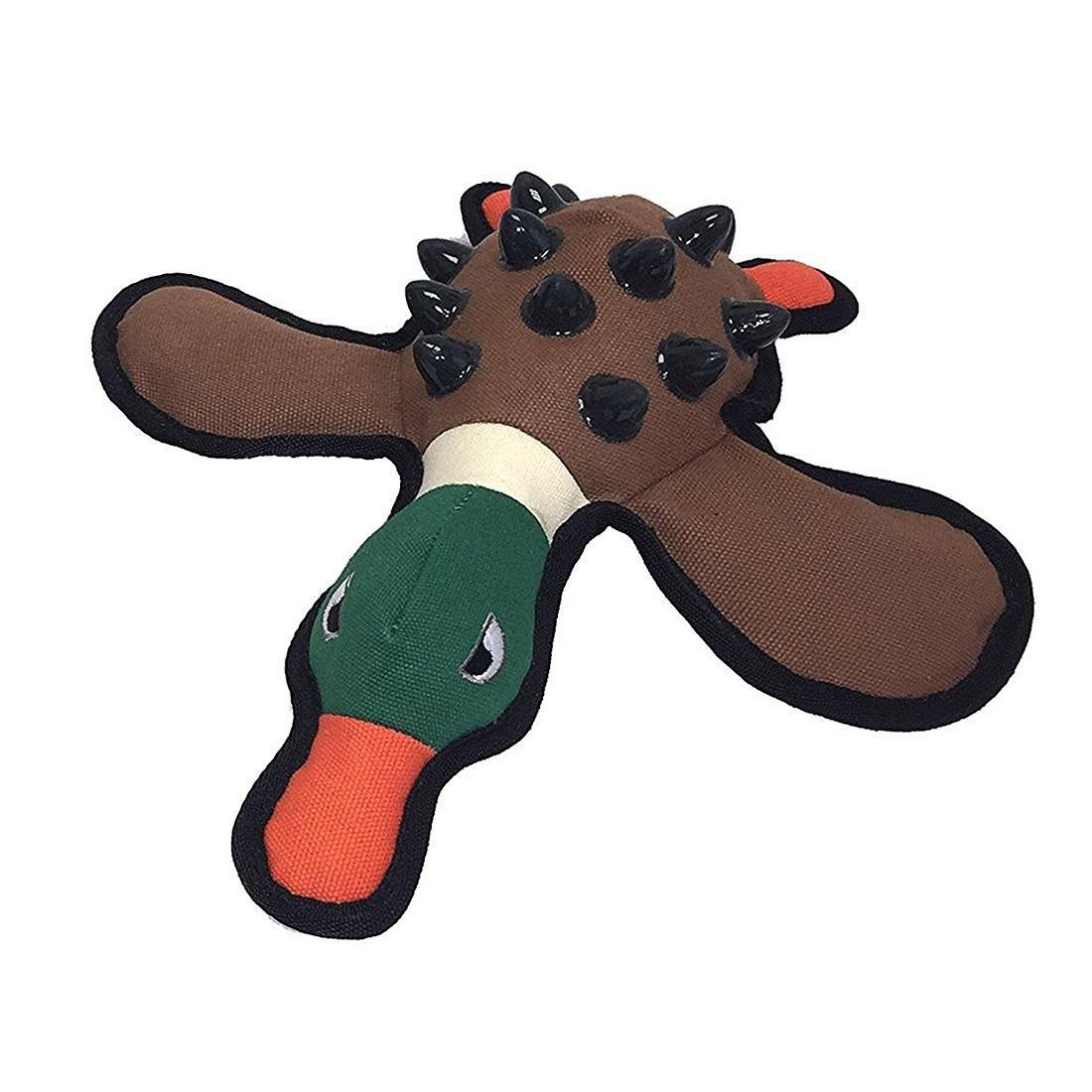 Multipet Dura Bites Dog Toy Duck Dog Toys Durable Dog Toys