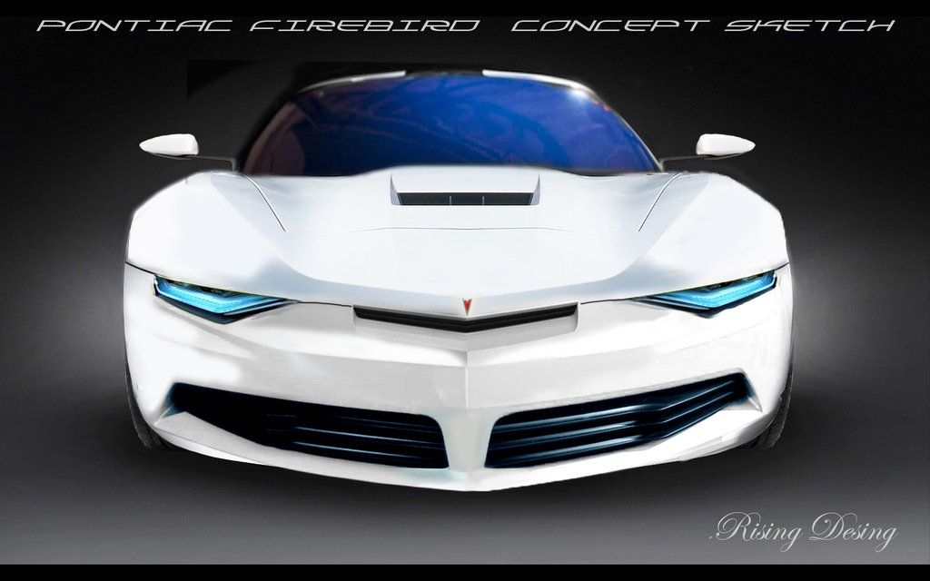 2018 Pontiac Firebird By Jhonconnor On Deviantart