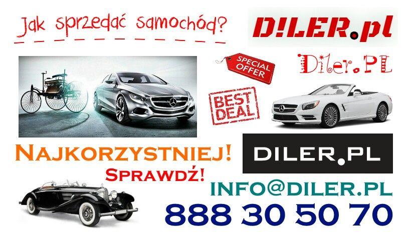 Jak Sprzedac Samochod Najkorzystniej Sprawdz To Sam A Www Diler Pl Auto Car Samochod Diler Dealer Sprzedam Kupie Gielda Komi Toy Car Vehicles Car